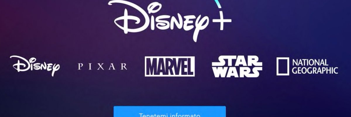 Disney+ in arrivo a 6.99$ al mese!