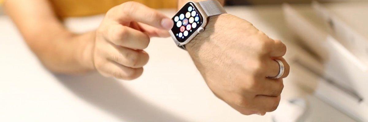 I primi video del Apple Watch Series 5